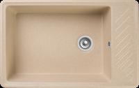 Мойка для кухни GranFest QUARZ Z 51 (Z 51 бежевый) 476x753