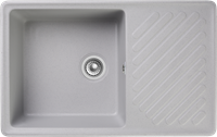 Мойка для кухни GranFest QUARZ Z 52 (Z 52 серый) 477x753