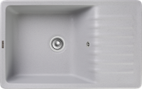 Мойка для кухни GranFest QUARZ Z 72 (Z 72 серый) 475x752