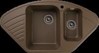 Мойка для кухни GranFest QUARZ Z 14 (Z 14 терракот) 497x927