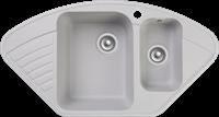 Мойка для кухни GranFest QUARZ Z 14 (Z 14 серый) 497x927