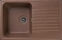 Мойка для кухни GranFest QUARZ Z 78 (Z 78 терракот) 476x736
