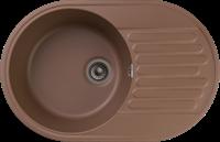 Мойка для кухни GranFest QUARZ Z 18 (Z 18 терракот) 478x737