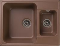 Мойка для кухни GranFest QUARZ Z 09 (Z 09 терракот) 480x617