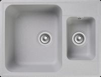 Мойка для кухни GranFest QUARZ Z 09 (Z 09 серый) 480x617