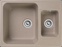 Мойка для кухни GranFest QUARZ Z 09 (Z 09 песочный) 480x617