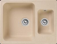Мойка для кухни GranFest QUARZ Z 09 (Z 09 бежевый) 480x617