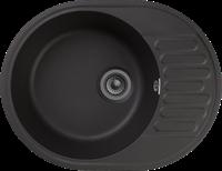 Мойка для кухни GranFest QUARZ Z 58 (Z 58 черный) 480x617