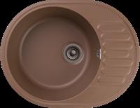 Мойка для кухни GranFest QUARZ Z 58 (Z 58 терракот) 480x617