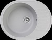 Мойка для кухни GranFest QUARZ Z 58 (Z 58 серый) 480x617