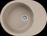 Мойка для кухни GranFest QUARZ Z 58 (Z 58 песочный) 480x617