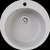 Мойка для кухни GranFest QUARZ Z 08 (Z 08 серый) D 479xD 479