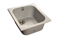 Мойка для кухни GranFest STANDART S-436 (S-436 серый) 500x430