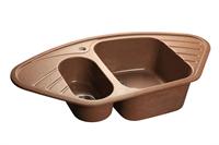 Мойка для кухни GranFest CORNER C-960 E  (C-960 E  терракот) 505x950