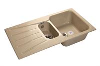 Мойка для кухни GranFest STANDART S-940 KL  (S-940 KL  песок) 492x927