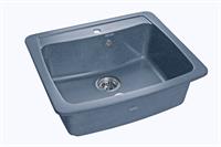 Мойка для кухни GranFest STANDRT S-605  (S-605  графит) 605x515