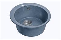 Мойка для кухни GranFest RONDO R-480  (R-480  графит) 475x475