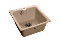 Мойка для кухни GranFest PRACTIK P-420  (P-420  топаз) 417x417