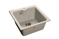 Мойка для кухни GranFest PRACTIK P-420  (P-420  серый) 417x417