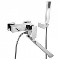 Смеситель для ванны IDDIS Hunk длиннизлив (VM33147T12K)