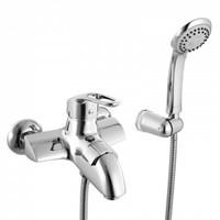 Смеситель для ванны IDDIS Lausanne шланг лейка держатель (DK23094CK)
