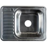 Мойка IDDIS Basic нержавеющая сталь сатин чаша справа 650*500 (BAS65SRi77)