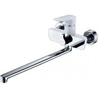 Смеситель для ванны Kaiser Atrio 60055 универсальный Хром/Белый