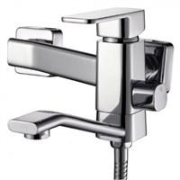 Смеситель для ванны Kaiser Sonat 34522 Хром