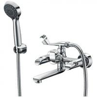 Смеситель для ванны с душем KAISER Saturn (42022)