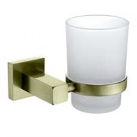 Держатель стакана(стекло) KAISER бронза (латунь) (KH-4305)