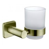 Держатель стакана(стекло) KAISER бронза (цинк) (KH-4705)