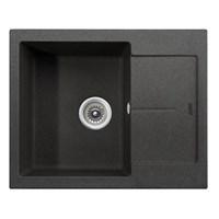 Кухонная мойка Kaiser KGMK-6250-BP Black Pearl