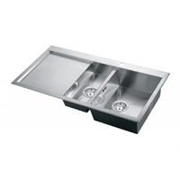 Кухонная мойка KAISER KT2M нержавеющая сталь (KT2M-1051)