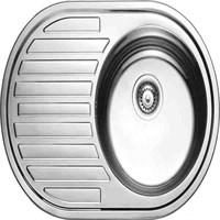 Кухонная мойка Kaiser KSS-7750R Хром