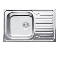 Кухонная мойка Kaiser KSS-7850L Хром