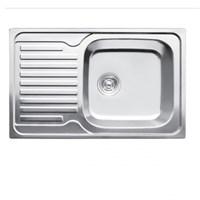 Кухонная мойка Kaiser KSS-7850R Хром