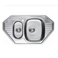 Кухонная мойка Kaiser KSS-8547 Хром
