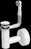 Сифон для раковины PREVEX Easy Clean (1512411)