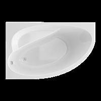 Акриловая ванна Alex Baitler Nero 150х95 левая