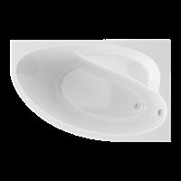 Акриловая ванна Alex Baitler Nero 150х95 правая