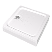 Душевой поддон Alex Baitler AB9017H-1 (90x90x17 см)