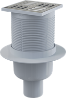 Сливной трап AlcaPlast APV2 105 x 105/50 (APV2)
