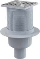 Сливной трап AlcaPlast APV32 105 x 105/50 (APV32)