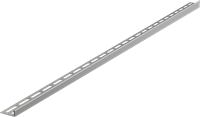 Pейка AlcaPlast для пола с уклоном APZ903M/1200 Левое, 1,2м, Толщина плитки 12мм,