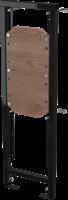 Монтажная рама для поручней для людей с ограниченными физическими способностями AlcaPlast A106/1200