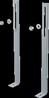 Hоги для скрытой системы инсталляции A100 AlcaPlast M90