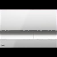 Кнопка смыва AlcaPlast M1721 хром - глянцевая