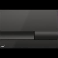 Кнопка смыва AlcaPlast M1738 черная