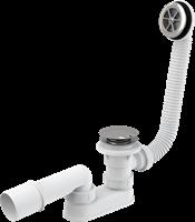 Сифон для ванны Alcaplast A503KM click/clack
