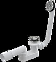 Сифон для ванны Alcaplast A506KM click/clack